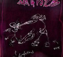 I'm A Psycho.. by AlrauneTB