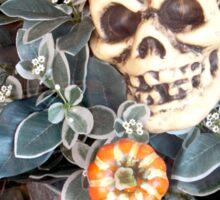 Halloween Display Sticker
