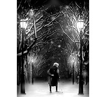 Still Lonely December 26 Photographic Print