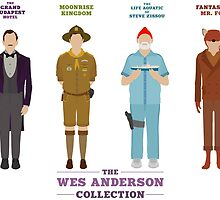 Wes Anderson Collection by Ghipo