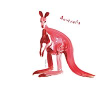 Kangaroo by Jon Hawley