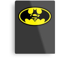Batman vs. Superman Metal Print