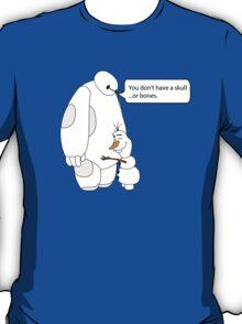 Baymax and Olaf T-Shirt