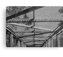 Bridge Topper Metal Print