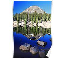 Pass Lake Poster