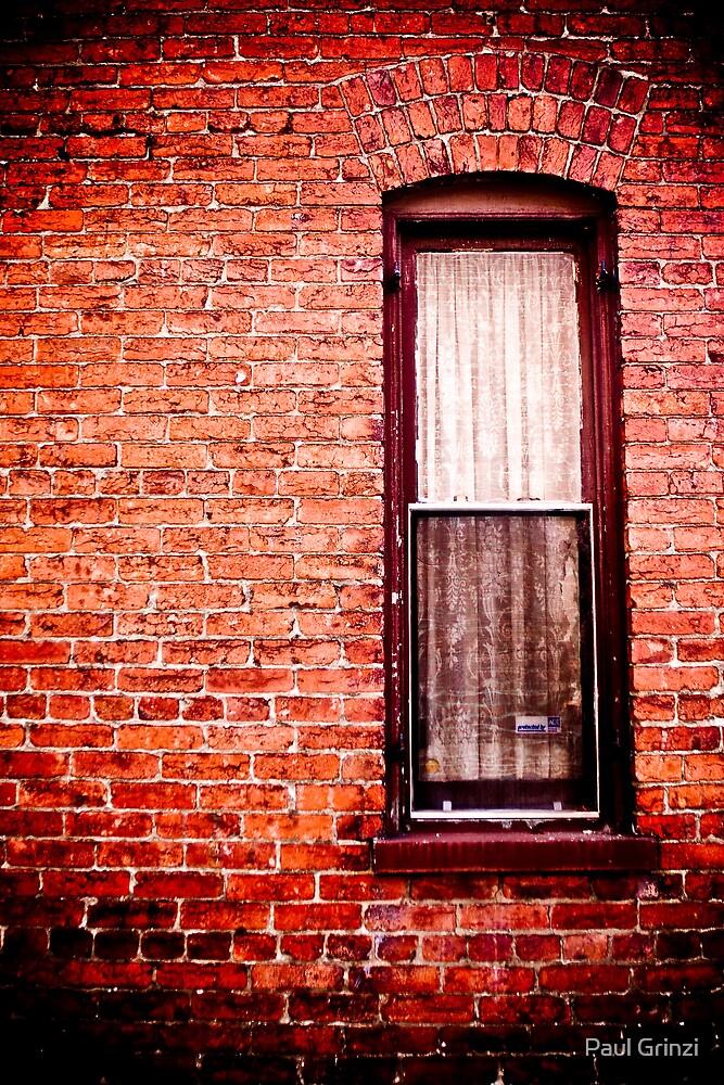 Window by Paul Grinzi