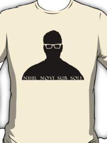 Nihil Novi Sub Sole T-Shirt