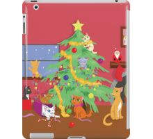 Kittens' First Christmas iPad Case/Skin