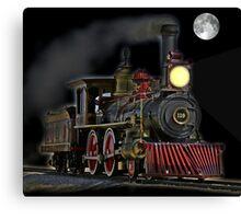 Engine 119 Canvas Print