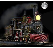 Engine 119 Photographic Print