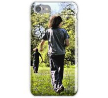 Family Outing iPhone Case/Skin