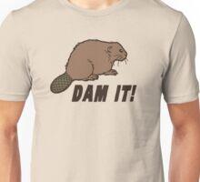 Dammed Beaver Unisex T-Shirt