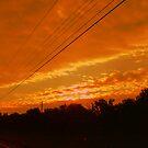 Fire Sunrise by Ferguson