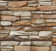 Stone stucco wall Sticker