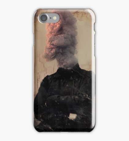 the man who knew too much iPhone Case/Skin
