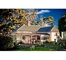 Mt Nelson Cafe Photographic Print