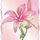 Lily Pink by SpiceTree