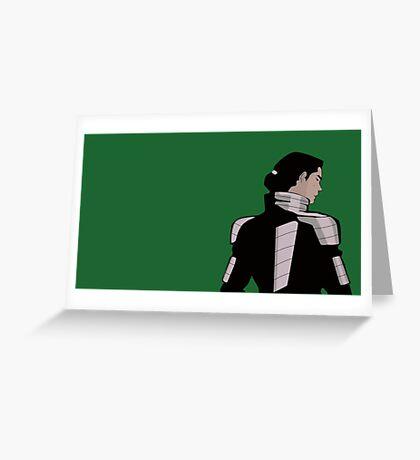 Kuvira - The Dictator Greeting Card