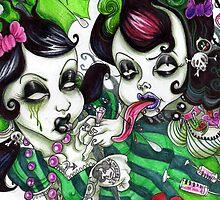 leprosey & acid by glittersniffer