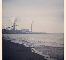 Lakeshore Factory by jamesorthii