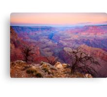 Grand Canyon Dawn Canvas Print