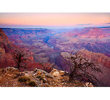 Grand Canyon Dawn Photographic Print