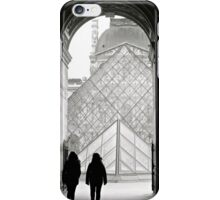 Louvre, Paris.  iPhone Case/Skin