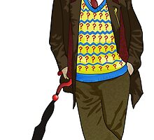 The 7th Doctor - Sylvester McCoy by Chris Singley