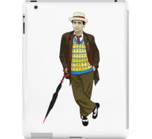 The 7th Doctor - Sylvester McCoy iPad Case/Skin