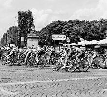 La Course 2014 by Wei Yuet Wong
