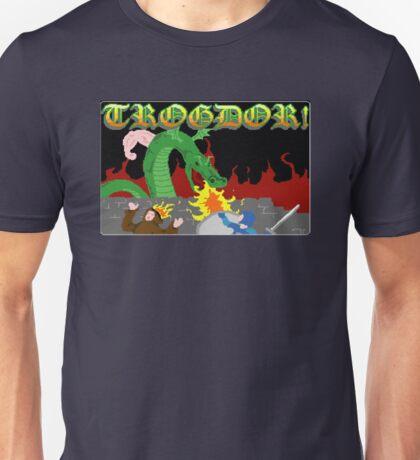 Trogdor the Burninator Unisex T-Shirt