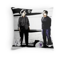 Drive By Shooting N.0 4 Throw Pillow
