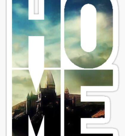 HP – Home Sticker