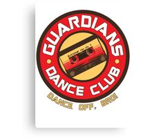 Galaxy Dance Club Canvas Print