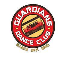 Galaxy Dance Club Photographic Print