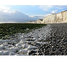 Seven Sisters Pathway Photographic Print