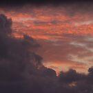 Cumulonimbus Rage by Carly Slater