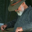 Mont De Lancey Blacksmithing 7 by Samantha Cole-Surjan