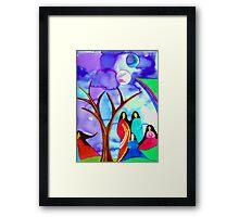 The Women Framed Print