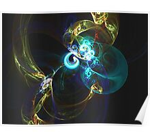 Typical | Fractal Starscape Poster