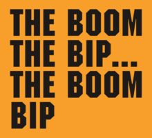 The Boom Bip by forgottentongue