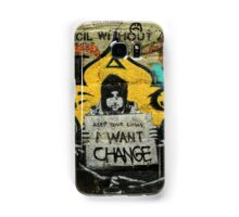 Street Art: global edition # 94 Samsung Galaxy Case/Skin