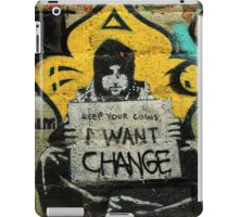 Street Art: global edition # 94 iPad Case/Skin