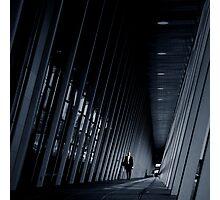 Straight Lines Photographic Print