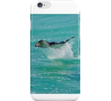 Manta Ray Leaping iPhone Case/Skin