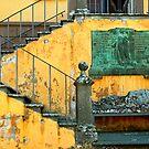 Stairs by Silvia Ganora