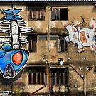 Street Art: global edition # 60 by fenjay