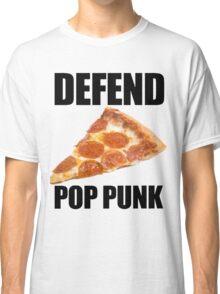 Defend Pop Punk! Classic T-Shirt