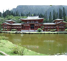 Buddha Temple 2 Photographic Print