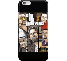 GTA Lebowski iPhone Case/Skin